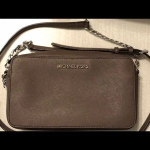 Michael Kors Jet Set Travel Small Crossbody